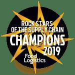 Food Logistics Rockstars of the Supply Chain Champions 2016