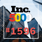 Becker Logisitcs placed 1596 on Inc 5000 list of fastest growing companies in America